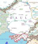 Kingdom of Daul, 1395 NC